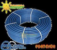 Труба теплого пола KAN-therm 16х2.0 PE-RT Blue Floor