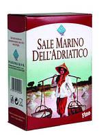 PIAZZOLLA SALI Sale fino - Соль морская мелкая, 1kg