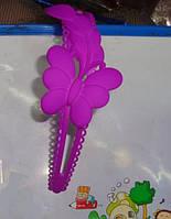 Обруч, 6 цветов, в пак. 15 см (100 уп. по 6 шт.)(3439-15)