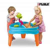 Столик для игр с песком и водой Feber 10238