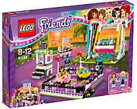 LEGO® Friends ПАРК РАЗВЛЕЧЕНИЙ: АТТРАКЦИОН «АВТОДРОМ» 41133