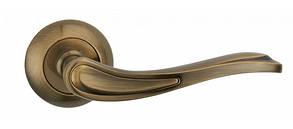 "Дверная ручка MVM  ""LEGIA"" a-2007 на круглой розетке, фото 2"