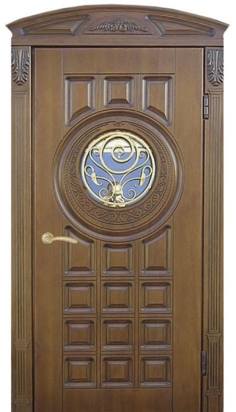 Серия ОПТИМА  Двери уличные модель 59