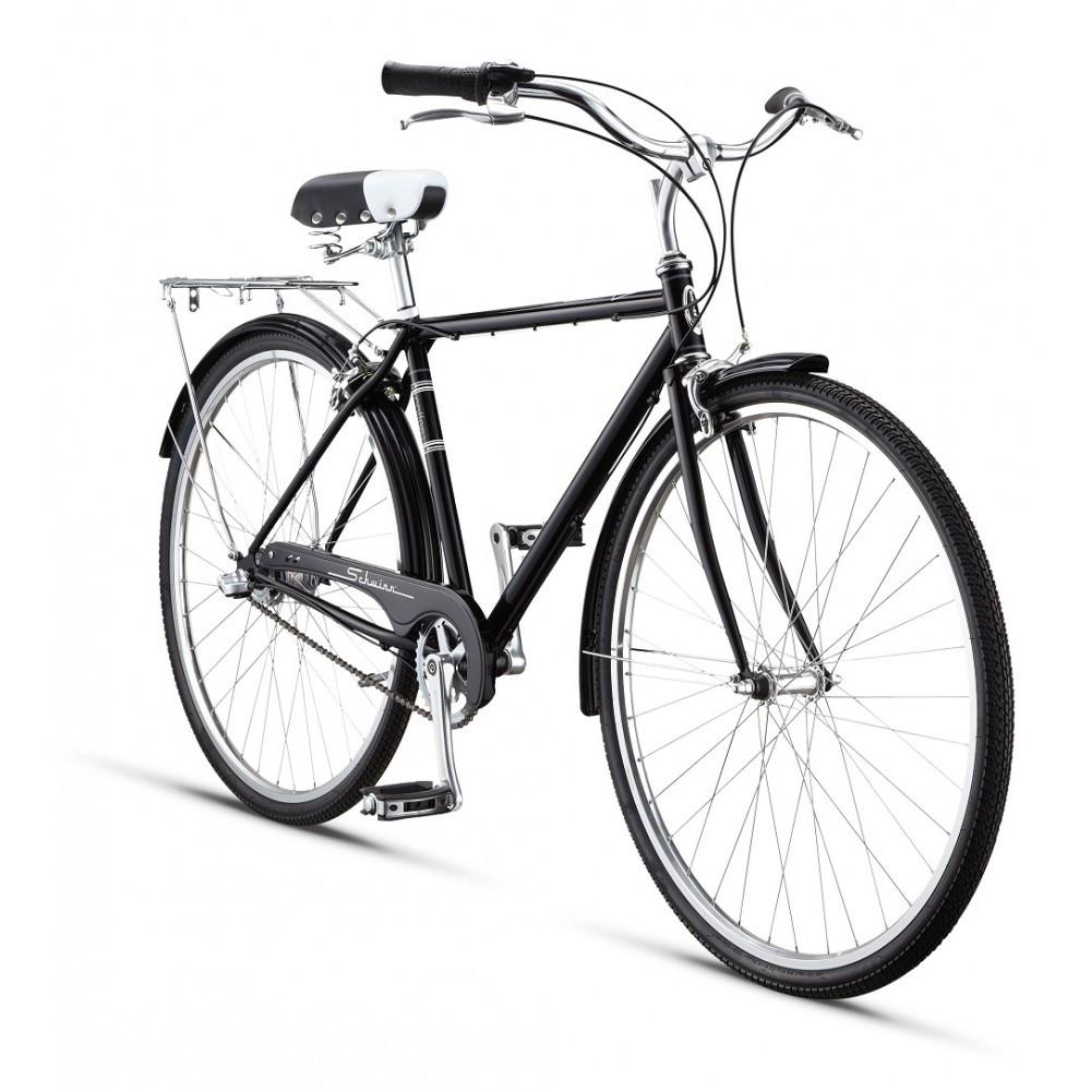 """Велосипед 28"""" Schwinn Coffee 1 рама - S/M 2015 black"""