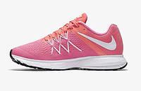 Женские кроссовки Nike Air Zoom Winflo 3  pink, фото 1