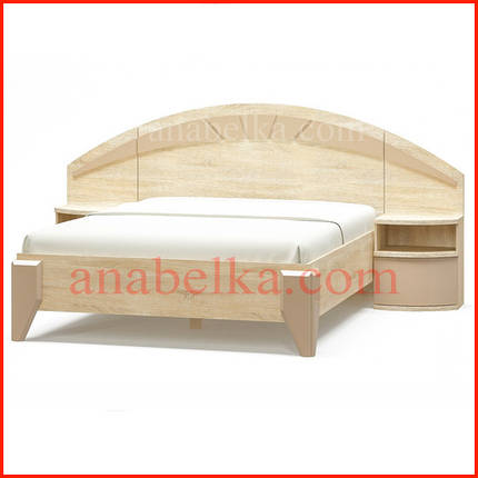 Кровать  Аляска  (Мебель  Сервис), фото 2