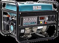 Könner & Söhnen генератор бензиновый 7 л.с. (KS 3000)