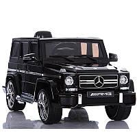 Детский электромобиль Mercedes G63 AMG (черный)