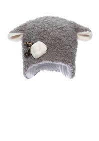 Зимняя удобная шапочка для девочки, PUPILL Польша, фото 2