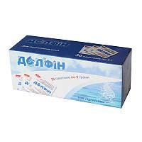Гигиеническое средство Долфин, упаковка: 30 пак. х 2 грамма