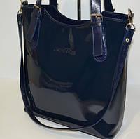 Женская сумка лаковая, Бренд,  Копия