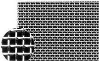 Сетка нержавеющая: ячейка 2,5 х 2,5мм, толщина проволоки 0,4мм