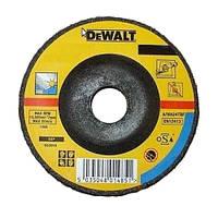 Шлифкруг по металлу вогнутый INOX DeWALT DT3469-QZ (США/Тайвань)