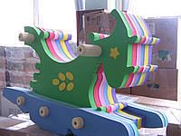 Качалка для детей фом. в сумке 70,5*18*43см(JC-7727)