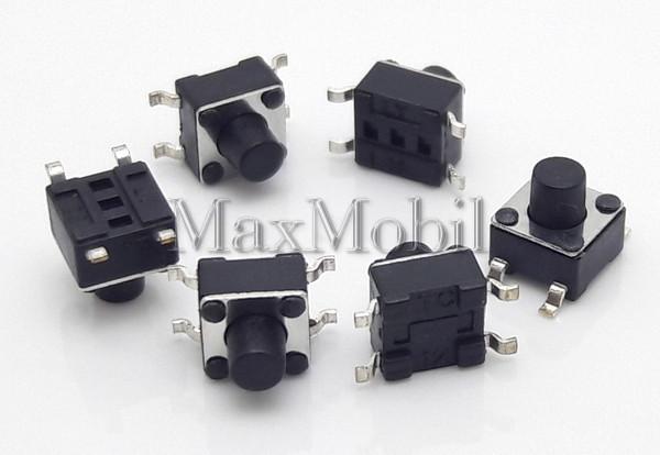 Кнопка тактовая 4.5x4.5x5 мм SMD 4-pin BS13