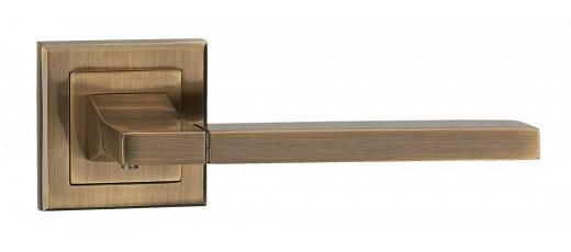 "Дверная ручка MVM  ""GROTTI"" a-2008 на квадратной розетке"