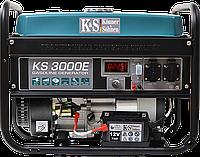 Könner & Söhnen бензиновый генератор 7 л.с. +Аккумулятор (KS 3000E)