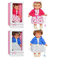 "Кукла ТМ ""ARIAS"", 2 вида, 50см, звук, в кор. 48*26*16,5см (6 шт.), произ-во Испания(65051/53 MP)"
