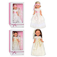 "Кукла ТМ ""ARIAS"" ""Невеста"", 2 вида, 42 см, в кор. 46*28*14 см (6 шт.), произ-во Испания(65029/60MP)"