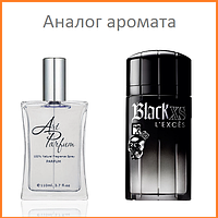 033. Духи 110 мл Black XS L'Exces Paco Rabanne