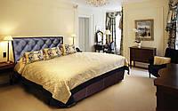Кровать Морфей с подъемным механизмом с мягким изголовьем двуспальная