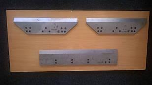 Нож бумагорезательный 560х140х10 (сталь 6ХС)