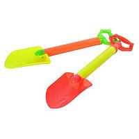 Водяной насос в виде лопаты, 59см, 2 цвета, в пак. 64*16см (72 шт.)(8833/B1-2-3)