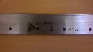 Нож бумагорезательный 280х97х15