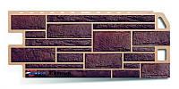 """Фасадные декоративные панели """"Камень"""". (Альта Профиль). Жженый"""