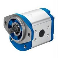 Гидромотор Bosch rexroth AZMG 45 шестеренный с внешним зацеплением