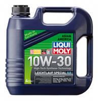 Синтетическое моторное масло LIQUI MOLY SPECIAL TEC AA 10W-30 4Л (Бесплатная доставка)