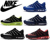 Кроссовки женские/мужские беговые Найк Nike Air Max 2016 KPU (много цветов)