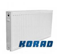 Радиатор стальной KORAD 22К 500х600 1.0МРа RAL 9010