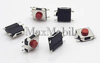 BS16 Кнопка тактовая SMD 5-pin 6 X 6 X 3.4мм