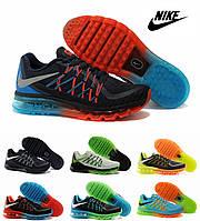 Кроссовки женские/мужские беговые Найк Nike Air Max 2015 (много цветов)