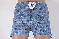 Трусы - шорты мужские с рисунком (SL8839/8XL) | 6 шт.