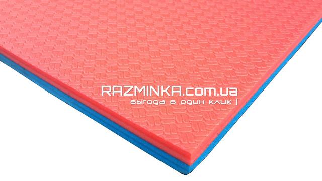 Коврик мат для фитнеса, каремат STEP, гимнастический коврик, коврик для гимнастики, спортивный коврик, коврик для фитнеса, каремат, йогамат