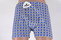 Трусы - шорты мужские с рисунком (SL8840/8XL) | 6 шт.