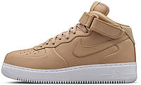Женские кроссовки Nike Lab Air Force 1 Vachetta Tan Beige