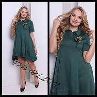 """Красивое платье """"Цветочек"""" расцветки АШ-002.002"""