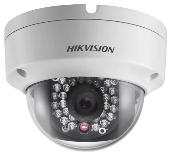 Купольная Ip-камера Hikvision DS-2CD2120F-I