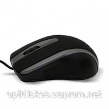 Оптическая мышь HAVIT HV-MS753, USB, черная