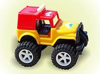"""Машина """"Хаммер"""", больш., в сетке 30*25см, ТМ BAMSIC, произ-во Украина (6 шт/уп)(002)"""