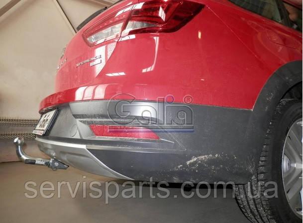 Фаркоп оцинкованный Seat Leon X-Perience 4WD