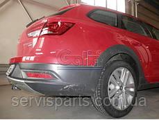 Фаркоп оцинкованный Seat Leon X-Perience 4WD, фото 2