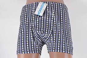 Трусы - шорты мужские с орнаментом (SL8814/8XL) | 6 шт.