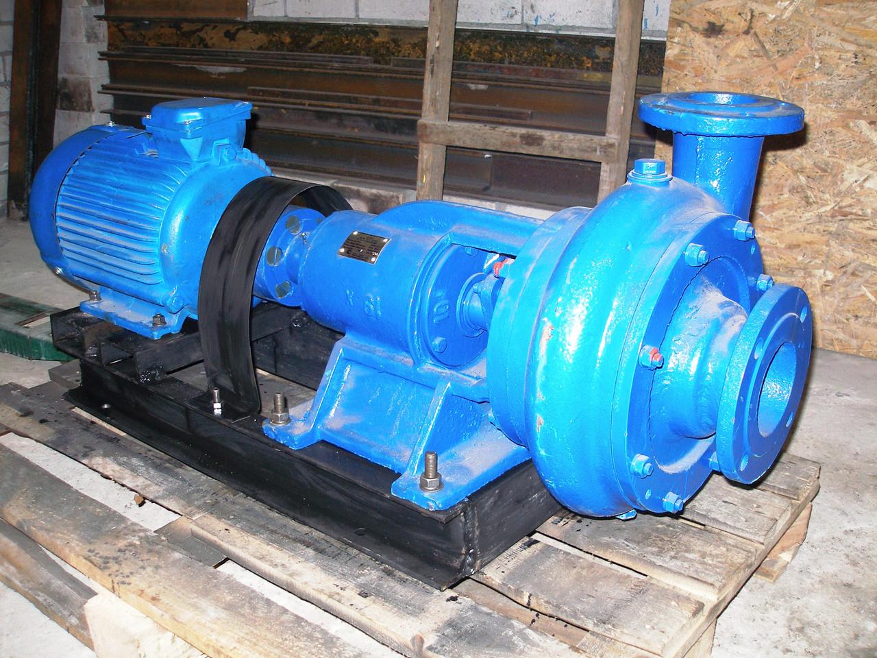 Насос фекальный СД100/40а с эл.двиг. 22 кВт/3000 об.мин