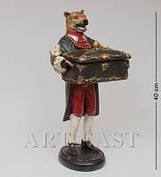 "Статуэтка-шкатулка ""Леопард Джералд"" 16x18x40 см., Noble Style"