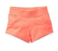 Хлопковые шорты Неоновый персик 2Т (88-93 см)