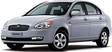 Защита двигателя на Hyundai Accent (2006-2011)